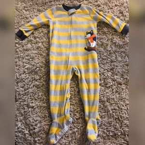 18M Fleece Pajamas